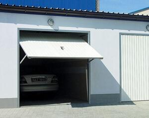 подъемные ворота рычажные пенала гаража размеры